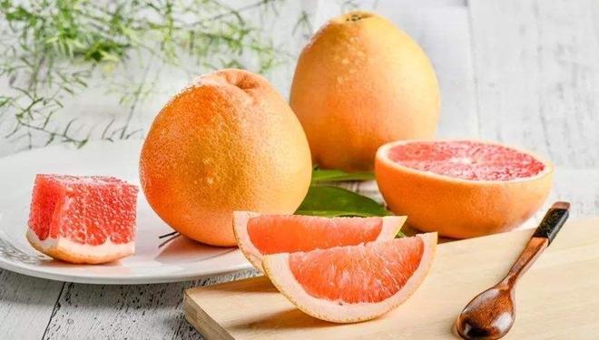 防秋燥吃柚子